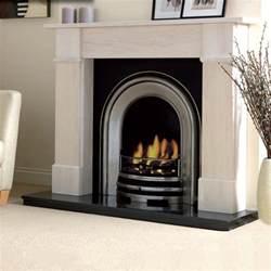 evora westminster limestone fireplace