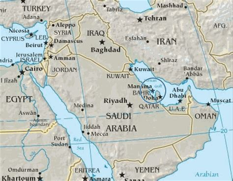 middle east map bahrain bahrain map and bahrain satellite images