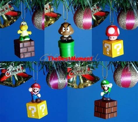 mario christmas mario christmas gift ideas and ornaments