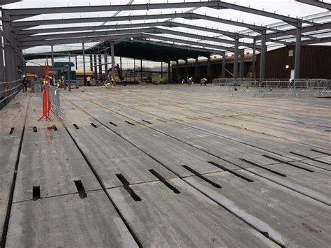 Prestressed Concrete Flooring, Precast Concrete Floors