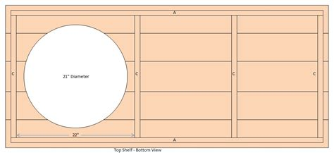 woodwork large green egg table dimensions pdf plans