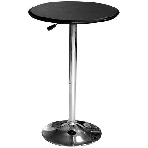 Adjustable Height Kitchen Table Adjustable Height Chrome