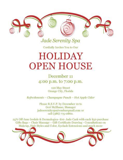 open house invitation wording best invitations