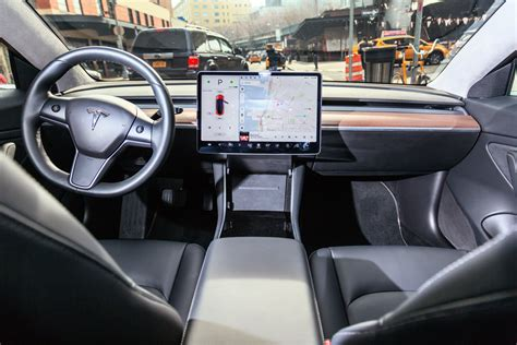 tesla inside we drove a 58 000 tesla model 3 and were blown away by