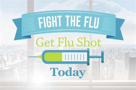 Poster Announcing Flu Photo Free Download Flu Announcement Template