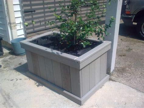 best 25 large planter boxes ideas on large