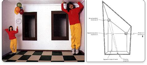 how to build an ames room ames room project andy franck