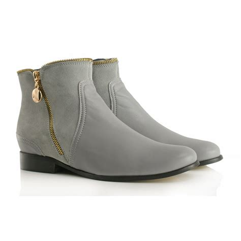 size 6 boots for bosccolo grey suede boots uk size 6 achica