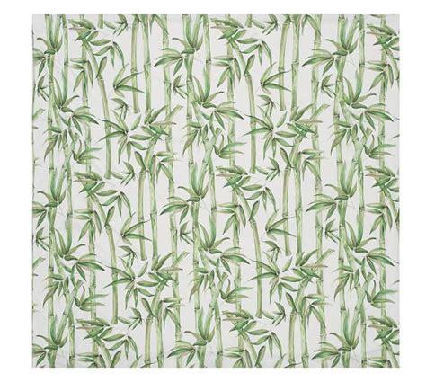 bamboo print comforter bamboo print organic duvet cover sham pottery barn