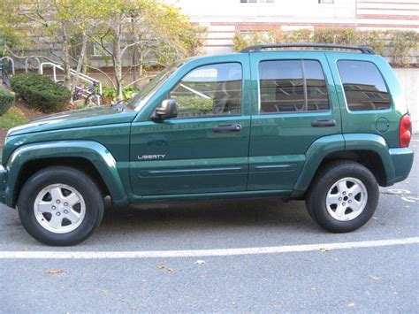 2004 Jeep Liberty Review 2004 Jeep Liberty Overview Cargurus