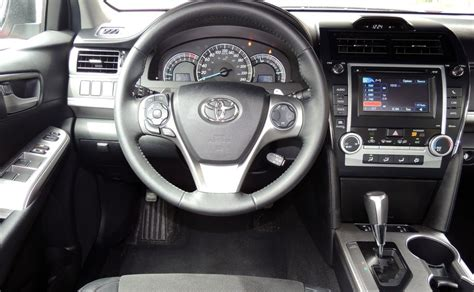 2014 toyota camry review wheels ca