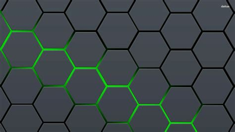 black hexagon pattern hexagon pattern wallpaper