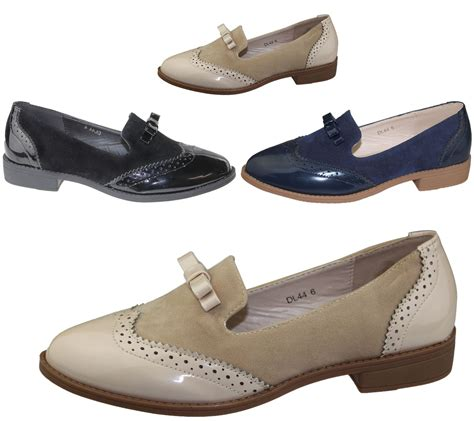 womens oxford shoes on sale womens slip on shoes patent suede flat oxford
