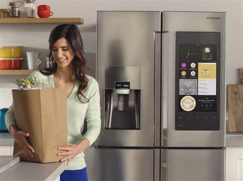 Kulkas Samsung Zipel samsung rf4289 samsung s family hub smart fridge