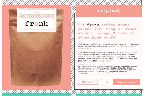 Frank Coffee Scrub frank coffee scrub just want to