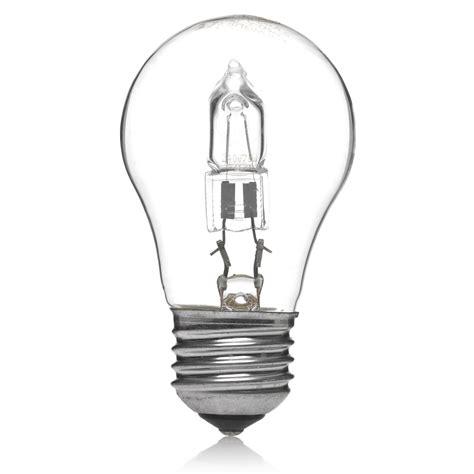 Halogen Standard L by Wilko Halogen Bulb Standard Warm White E27 Es 70w 1200lu X