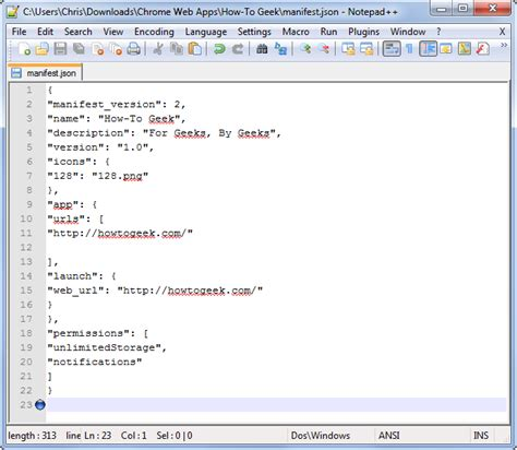construct 2 json tutorial how to create custom chrome web app shortcuts for your