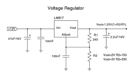 calculate output voltage of capacitor calculate capacitor voltage regulator 28 images power