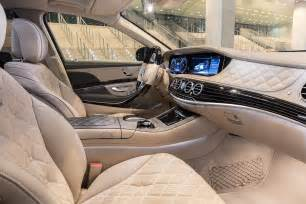 Upholstery Magazine Online Updated 2018 Mercedes Benz S Class Sedan Bows At The
