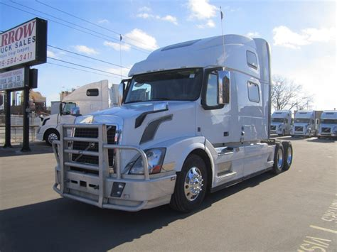 2015 volvo trucks for sale 2015 volvo vnl780 for sale used semi trucks arrow