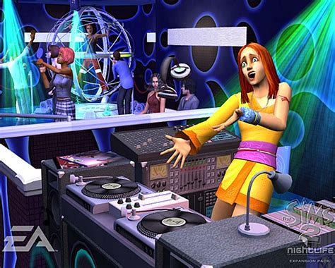 the sims 2 nightlife the sims wiki wikia image dj png the sims wiki fandom powered by wikia