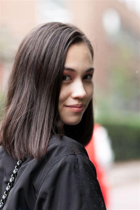Ak Jelita Black 17 best ideas about asian bob haircut on