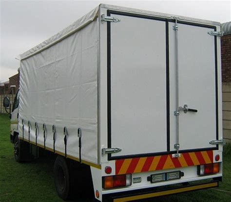 truck curtain rail x factor sport 187 curtain rail truck body