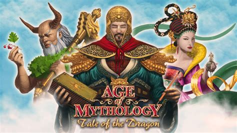 Age Of age of mythology tale of the announcement