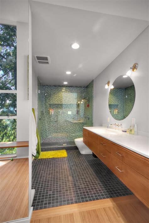 Pembersih Keramik Kamar Mandi Charming L Shaped Addition To A Seattle Residence By Shed