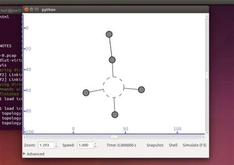 ns3 visualizer tutorial 在ubuntu14 04下安装ns3 25