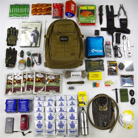 the advanced operative bug out bag tactical survival kit