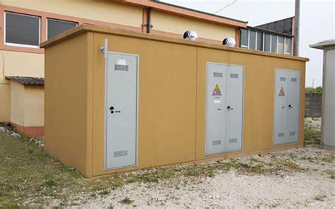 cabina elettrica enel cabine elettriche omologate enel progettazione e