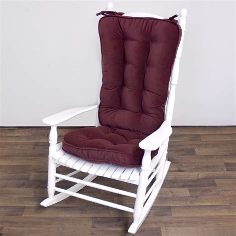 how to make rocking chair cushions rocker glider chair cushions search engine at