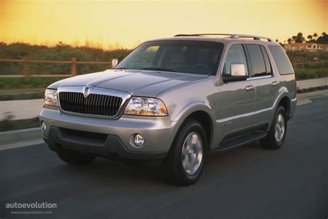 how to fix cars 2003 lincoln aviator security system lincoln aviator specs 2002 2003 2004 2005 autoevolution