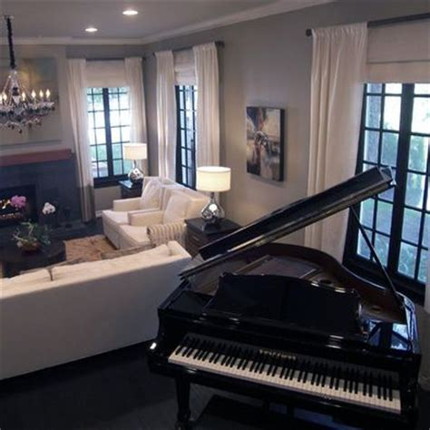 living room layout with a piano living room grand piano design dream house pinterest