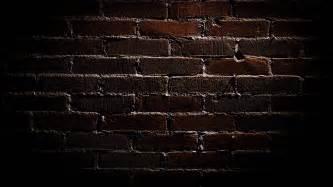 Dark Brick Wall by Dark Brick Wall Desktop Background Hd 1920x1080 Deskbg Com
