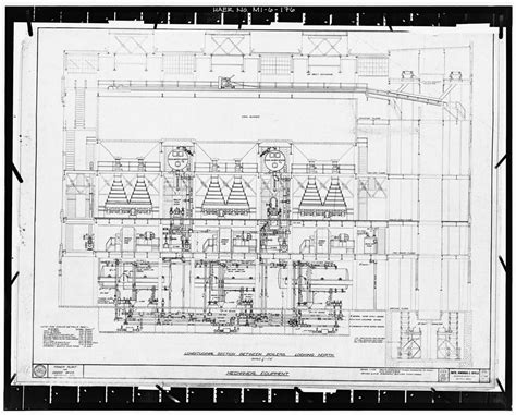dodge plan room dodge hamtramck plant new powerhouse drawings 2