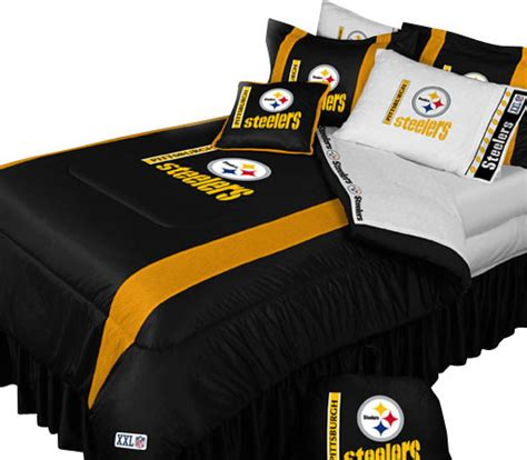 pittsburgh steelers bedroom pittsburgh steelers football queen full bed comforter set contemporary kids