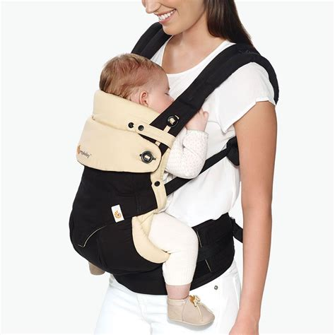 Ergobaby Four Position 360 Carrier Blackcamel baby accessories baby carrier infant insert ergobaby