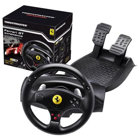 volante pc ps3 volante thrustmaster gt experience pc ps3