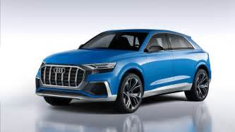 Audi Concept Cars 2018 Audi Q8 Concept 3 Wallpaper Hd Car Wallpapers