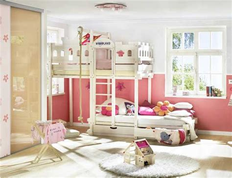 Bunk Beds For Girls With Stairs » Home Design 2017