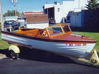 thompson wooden boats for sale antique wooden boats 1955 15 thompson outboard with new