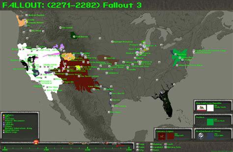 fallout usa map world of fallout 2271 2282 by deusix on deviantart