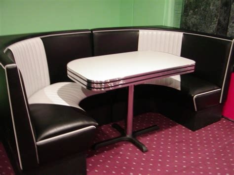 Home Design Stores Calgary half circle booths restaurant diner retro 1950 s kitchen