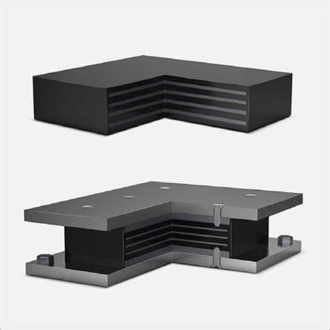 Elastomeric Bearing Pad Elastomeric Bearing Unison Etech Co Ltd