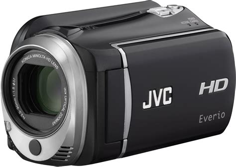 Jvc 2007 High Definition Everio Camcorder by Gz Hd620