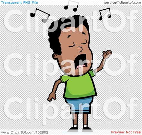 chagne clipart black singer clipart
