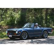 Heres One Sexy TR6  Tech Forum Triumph Experience