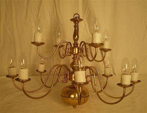 Antique Brass Chandeliers For Sale Ottery Antique Furniture Brass 12 Arm Chandelier Antique Lighting For Sale
